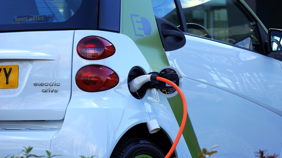 ec - An Revolution: Electric Cars