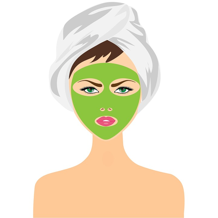 Face masks can help slow the look of aging.