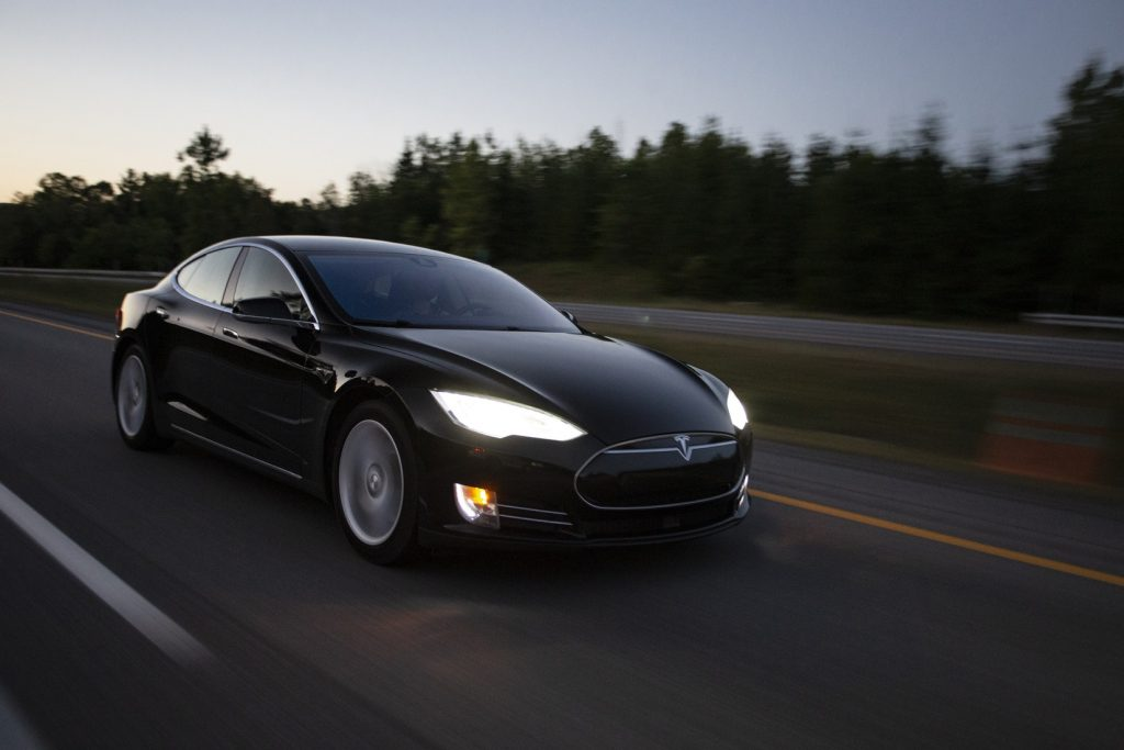 Tesla is innovating with electric autonomy.